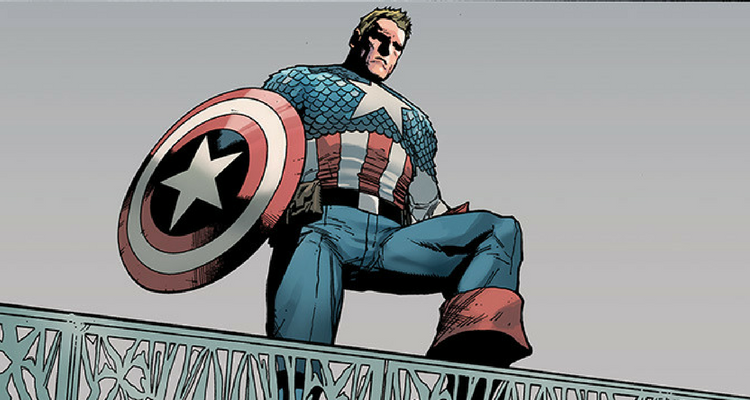 Free Comic Book Day Reveals Captain America s Newest Enemies ... 4b4d7b0d8bdd