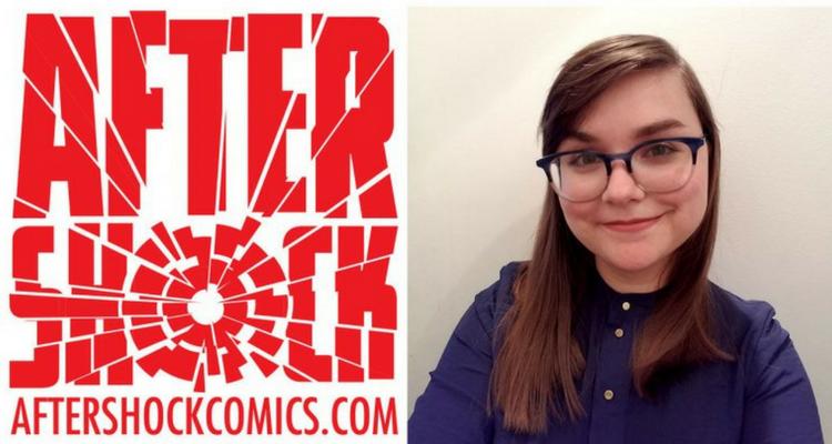 Christina Harrington AfterShock Comics
