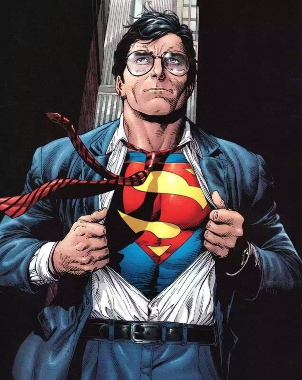 Clark Kent Superman