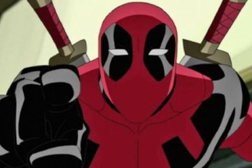Animated Deadpool - FXX and 20th Century Fox