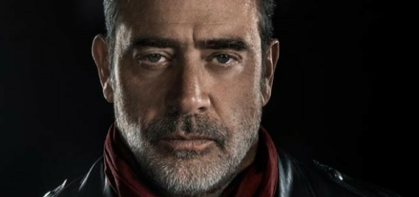"Jeffrey Dean Morgan as Negan in ""The Walking Dead"" - AMC"