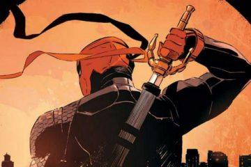 Deathstroke #30 Cover - Art by Lee Weeks - DC Comics