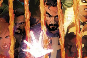 Doctor Strange Damnation #4