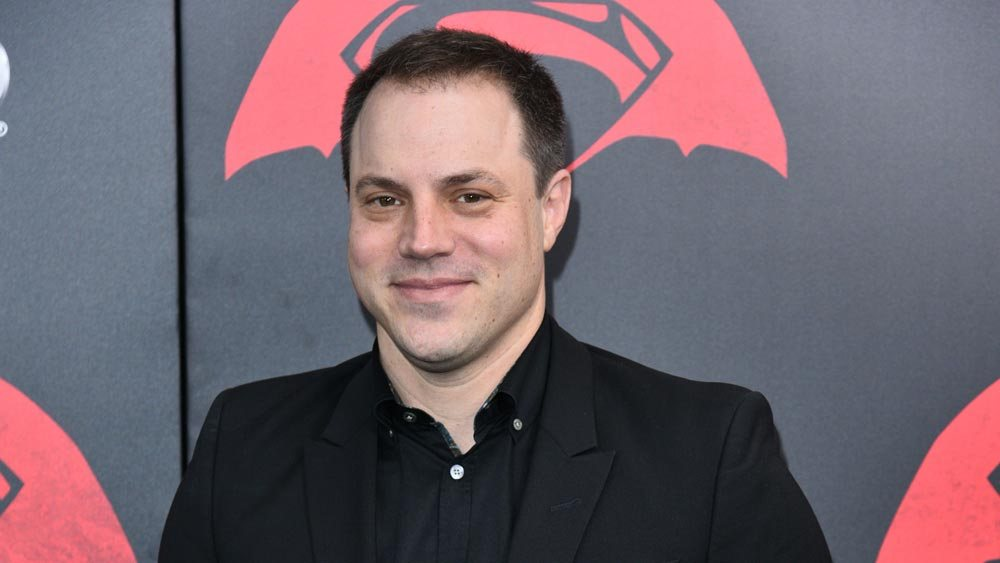 "Geoff Johns at the Premiere of ""Batman v Superman: Dawn of Justice"""