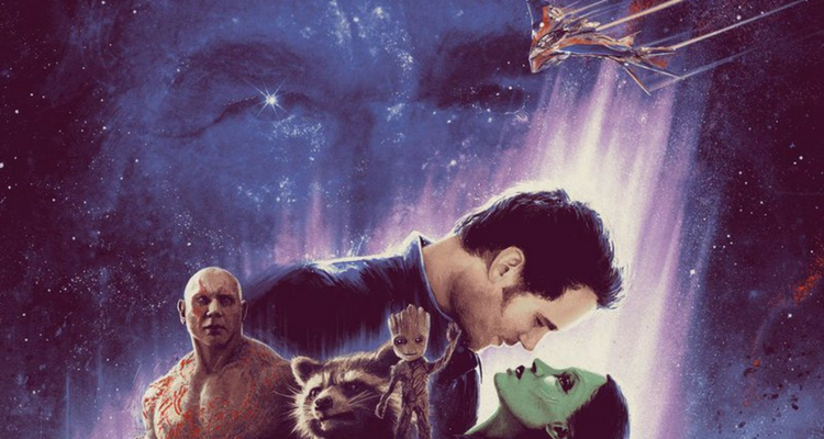 Fan Mashes Up Guardians Of The Galaxy And Star Wars In