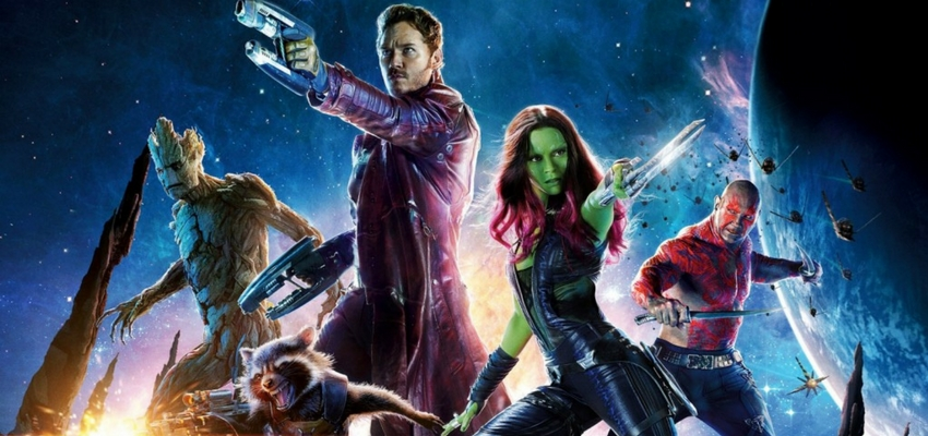Guardians of the Galaxy - dir. James Gunn - Marvel Studios
