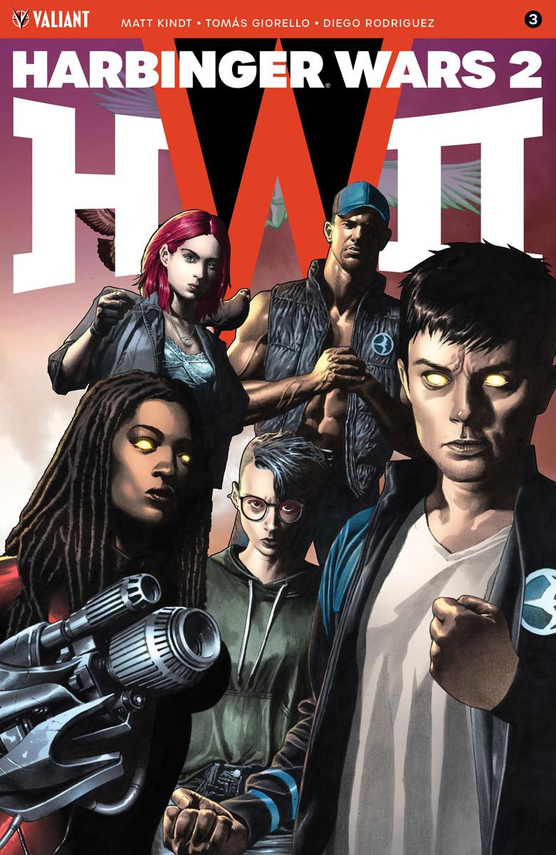 Harbinger Wars 2 #3