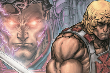 Injustice vs. He-Man and the Masters of the Universe
