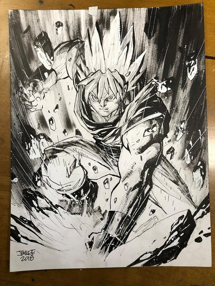 Jim Lee Goku