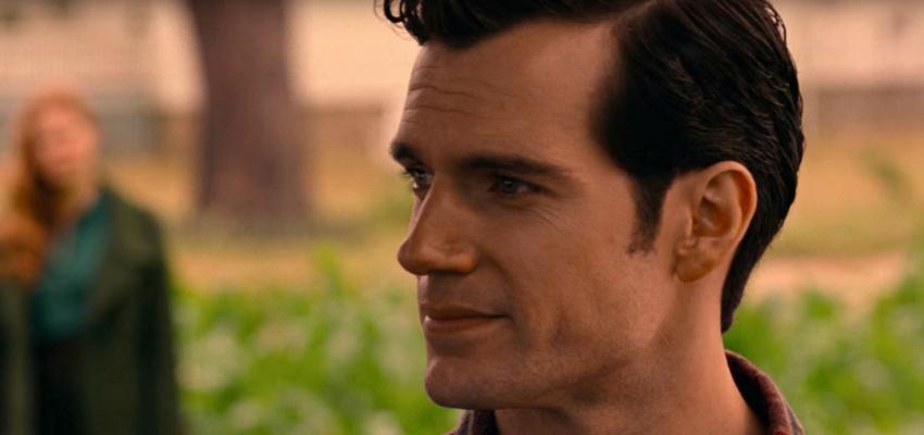 "Henry Cavill in ""Justice League"" - dir. Zack Snyder - Warner Bros."