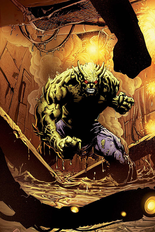 "Green Goblin in ""Ultimate Marvel"" - Marvel Comics"