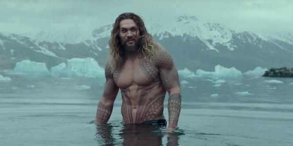 "Jason Momoa in ""Justice League"" - dir. Zack Snyder - Warner Bros."