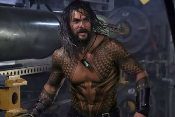 "Jason Momoa in ""Aquaman"" - dir. James Wan - Warner Bros."
