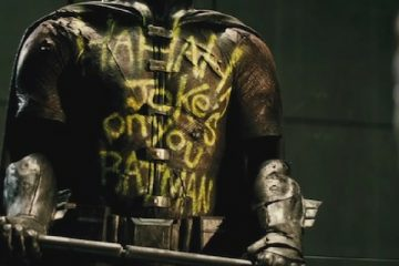 Robin's Suit in Batman v Superman: Dawn of Justice - Warner Bros. Pictures
