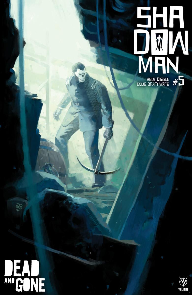 Shadowman #5