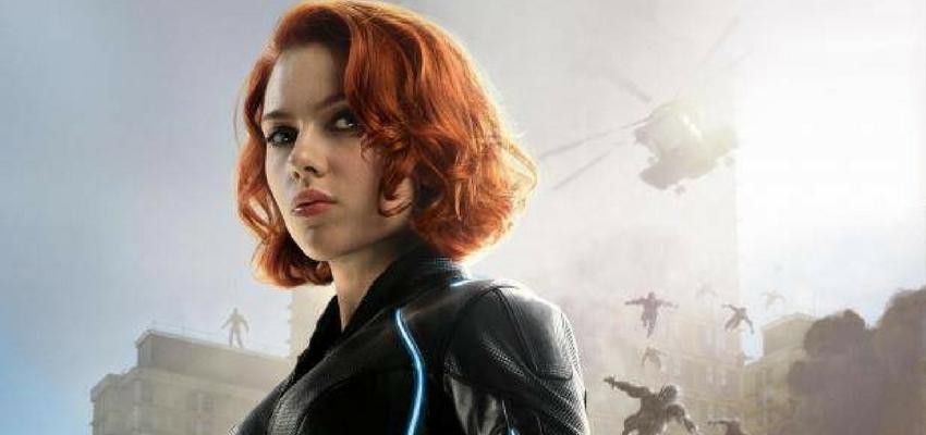 """Scarlett Johannson in """"Avengers: Age of Ultron"""" - Marvel Studios"""