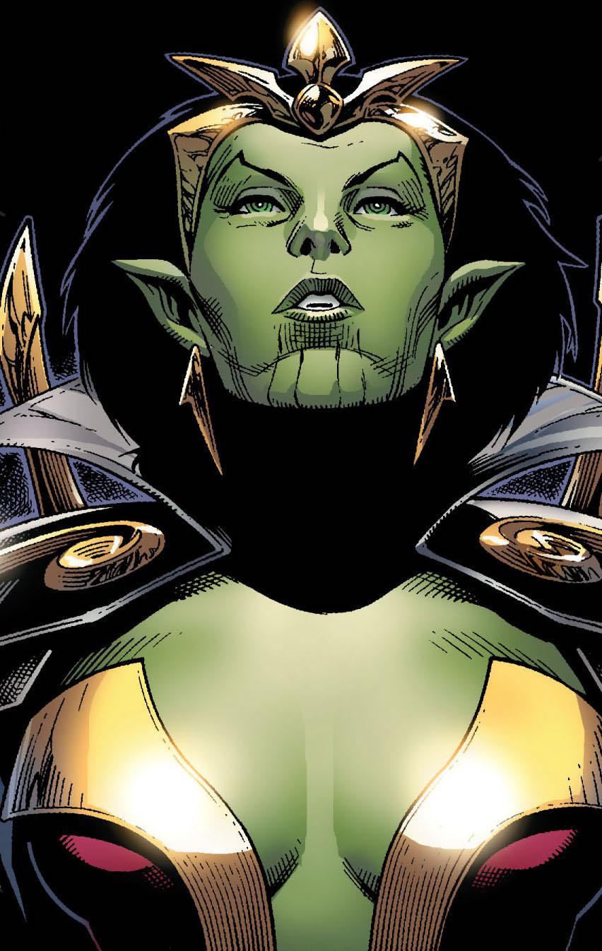 Skrull Empress Veranke