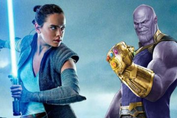 Star Wars vs Thanos
