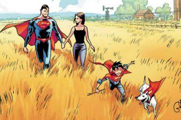Superman #45 Cover - Art by Patrick Gleason - DC Comics