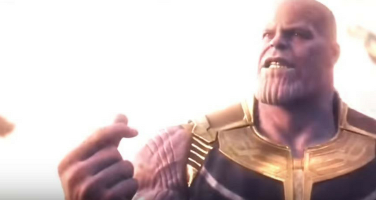 8e8b7527b Thanos Threatens to Snap his Fingers in new Avengers: Infinity War TV Spot!