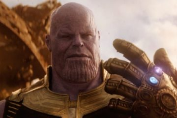 "Thanos in ""Avengers: Infinity War"" - Marvel Studios"
