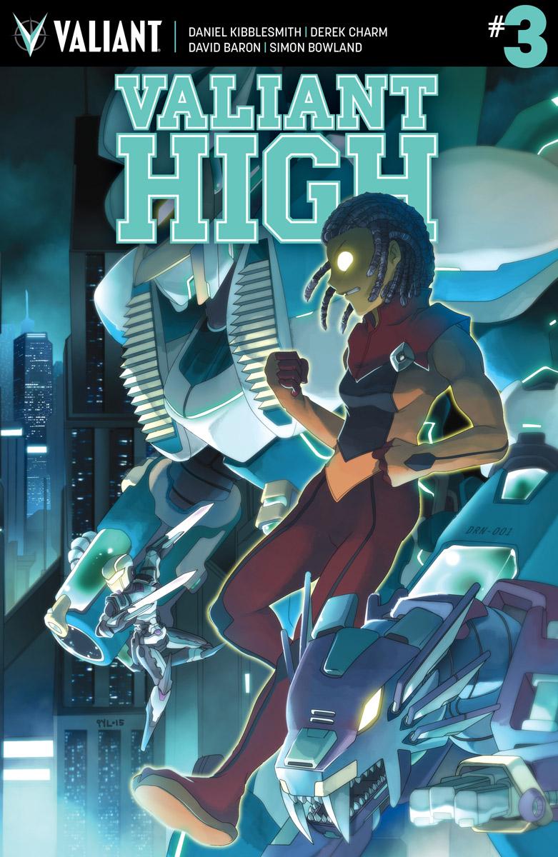 Valiant High #3