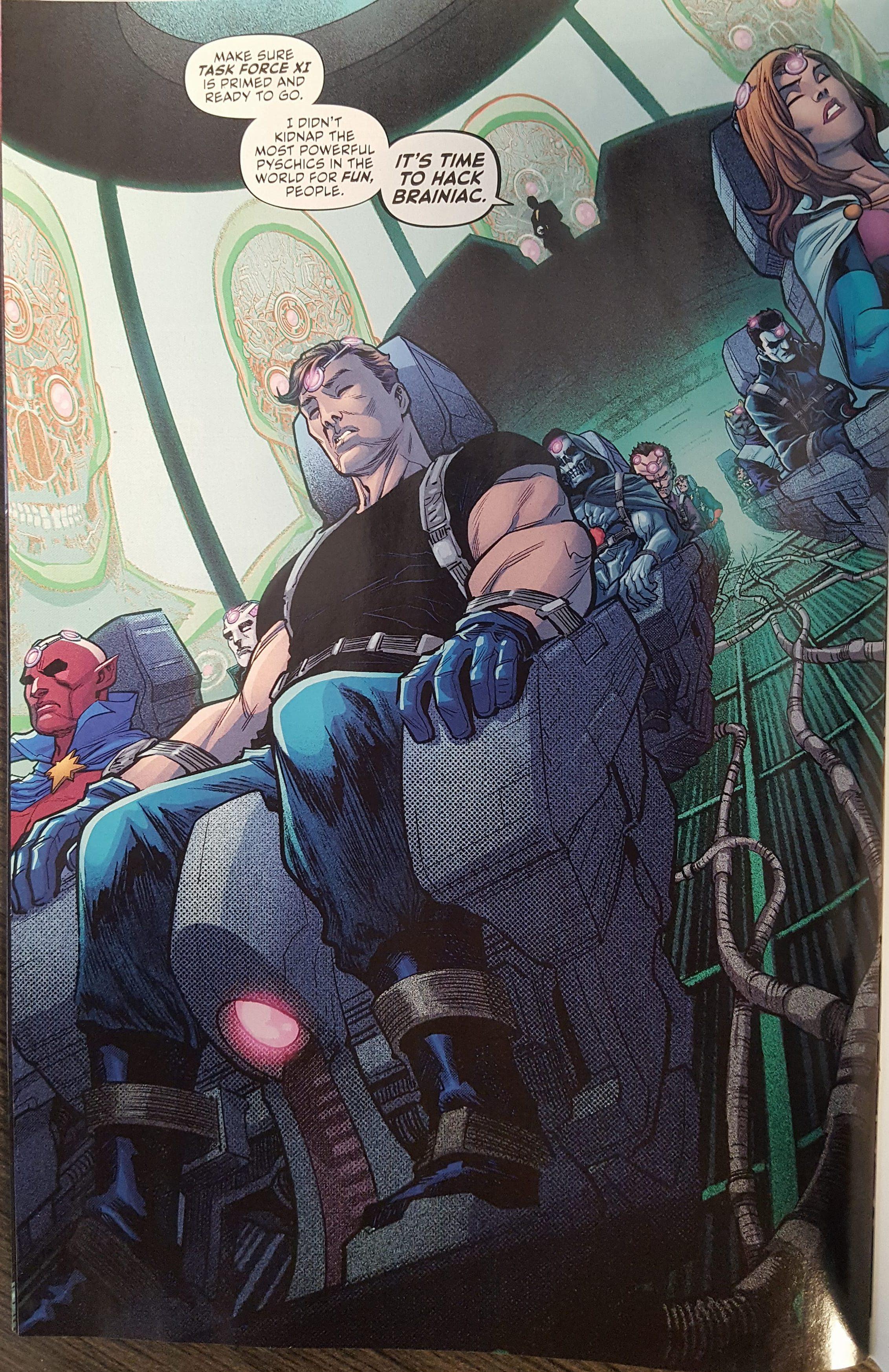 Justice League: No Justice