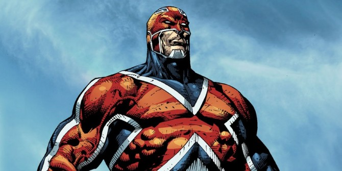 Captain Britain - Marvel Comics