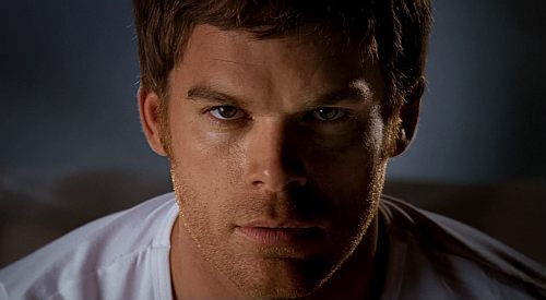 Michael C. Hall in Dexter - Showtime