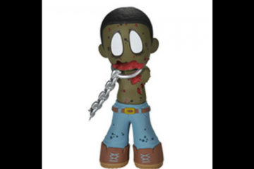 MIchonne Pet The Walking Dead Mystery Mini