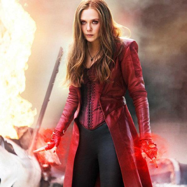 Scarlet Witch Captain America Civil War