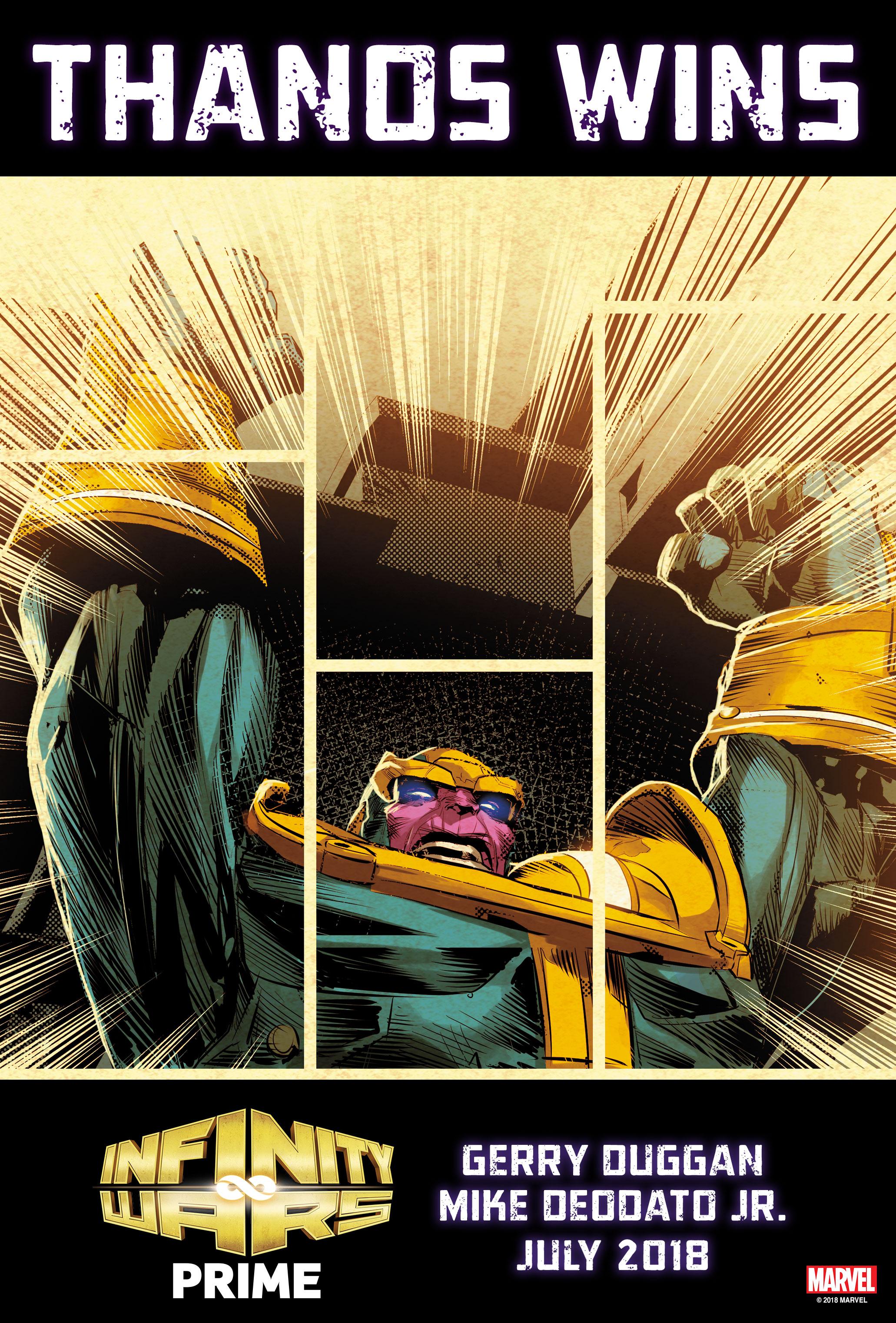 Thanos Wins