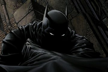 Batman - Art by David Finch - DC Comics