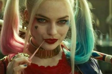 "Margot Robbie as Harley Quinn in ""Suicide Squad"" - Warner Bros."