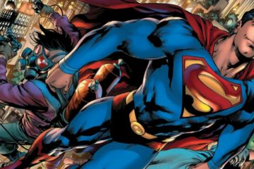 Man of Steel #1 - Art by Ivan Reis - DC Comics