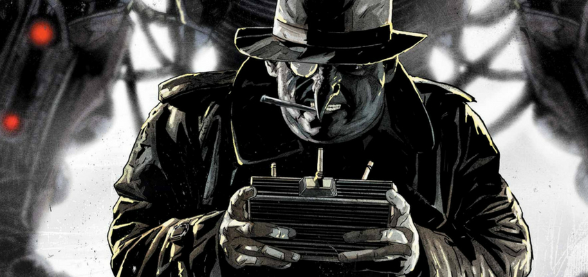 The Penguin - Art by Lee Bermejo - DC Comics