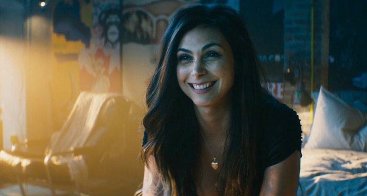 Morena Baccarin as Vanessa in Deadpool 2