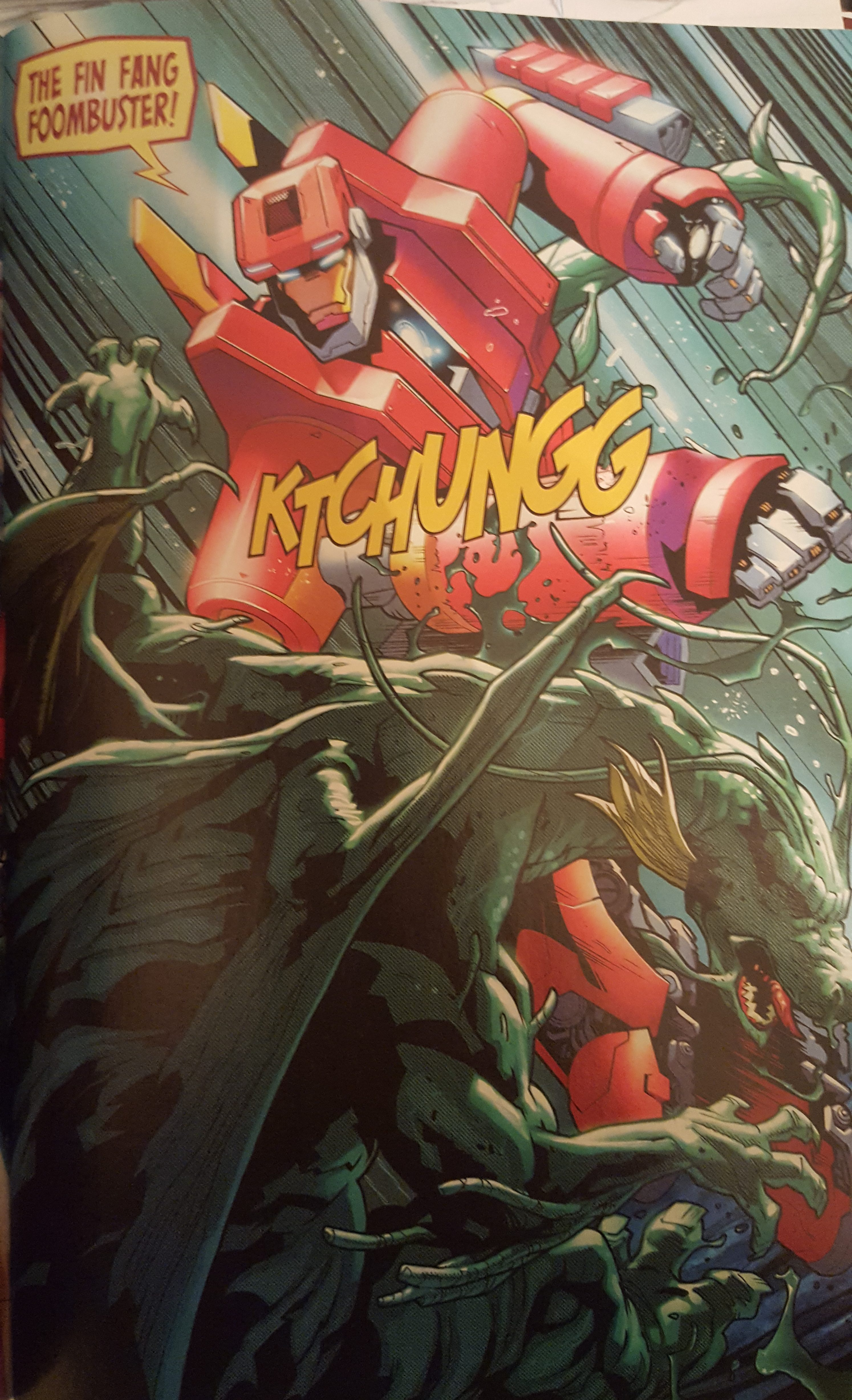 Fin Fang Foombuster
