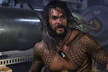 "Jason Momoa in ""Aquaman"" - Warner Bros."