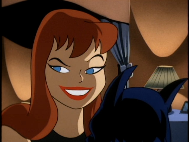 "Barbara Gordon from ""Batman: The Animated Series"" - Warner Bros. Animation"