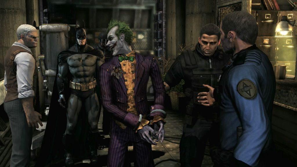 best batman vs joker