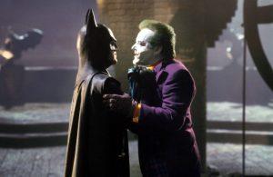 "Batman and the Joker in ""Batman"" - Warner Bros."