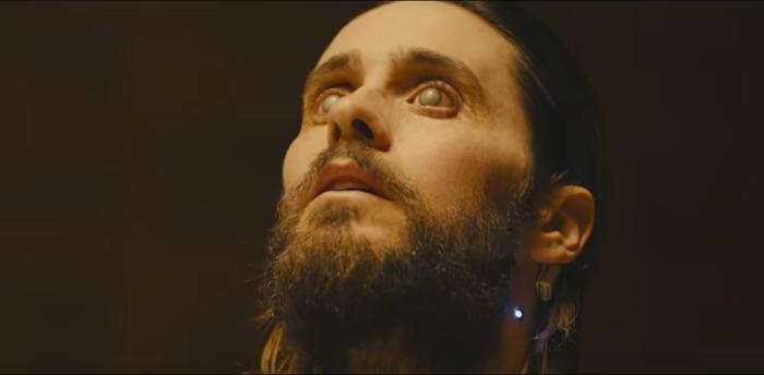 """Jared Leto in """"Blade Runner 2049"""" - Warner Bros."""