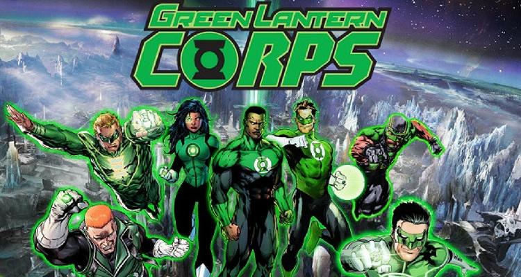 Image result for green lanterns