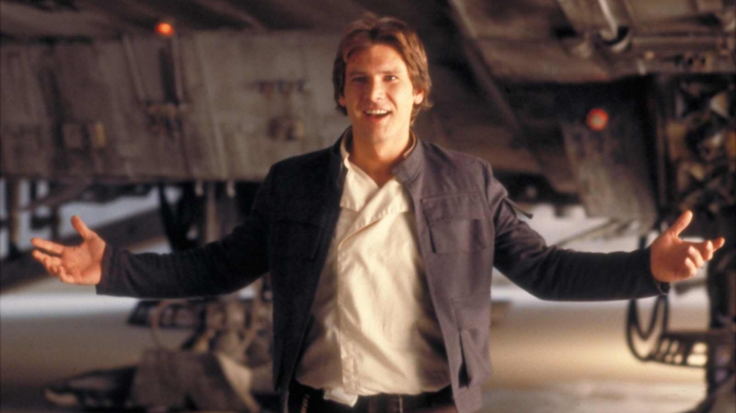 Harrison Ford as Han Solo - Lucasfilm