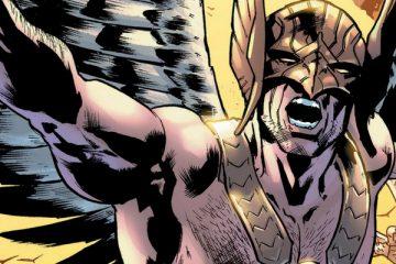 Hawkman #1 Cover - DC Comics