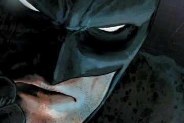 Batman by Mikel Janin - DC Comics