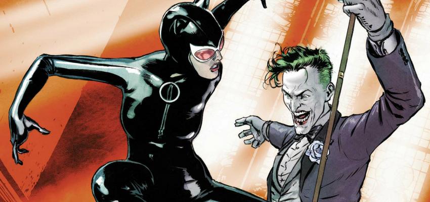 Batman #49 Cover - Art by Mikel Janin - DC Comics
