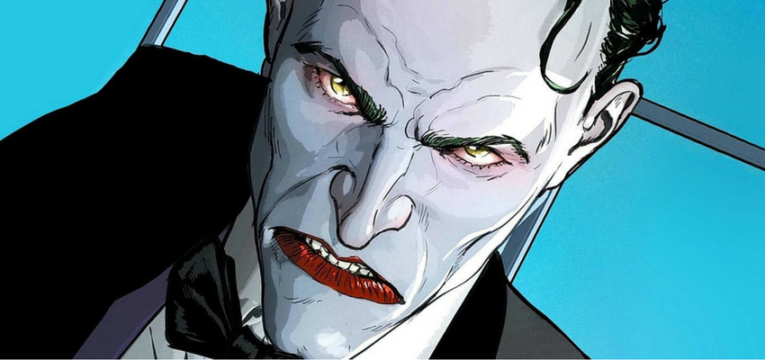 The Joker - Art by Mikel Janin - DC Comics