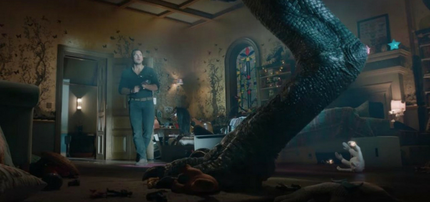 Jurassic World: Fallen Kingdom - Universal Pictures